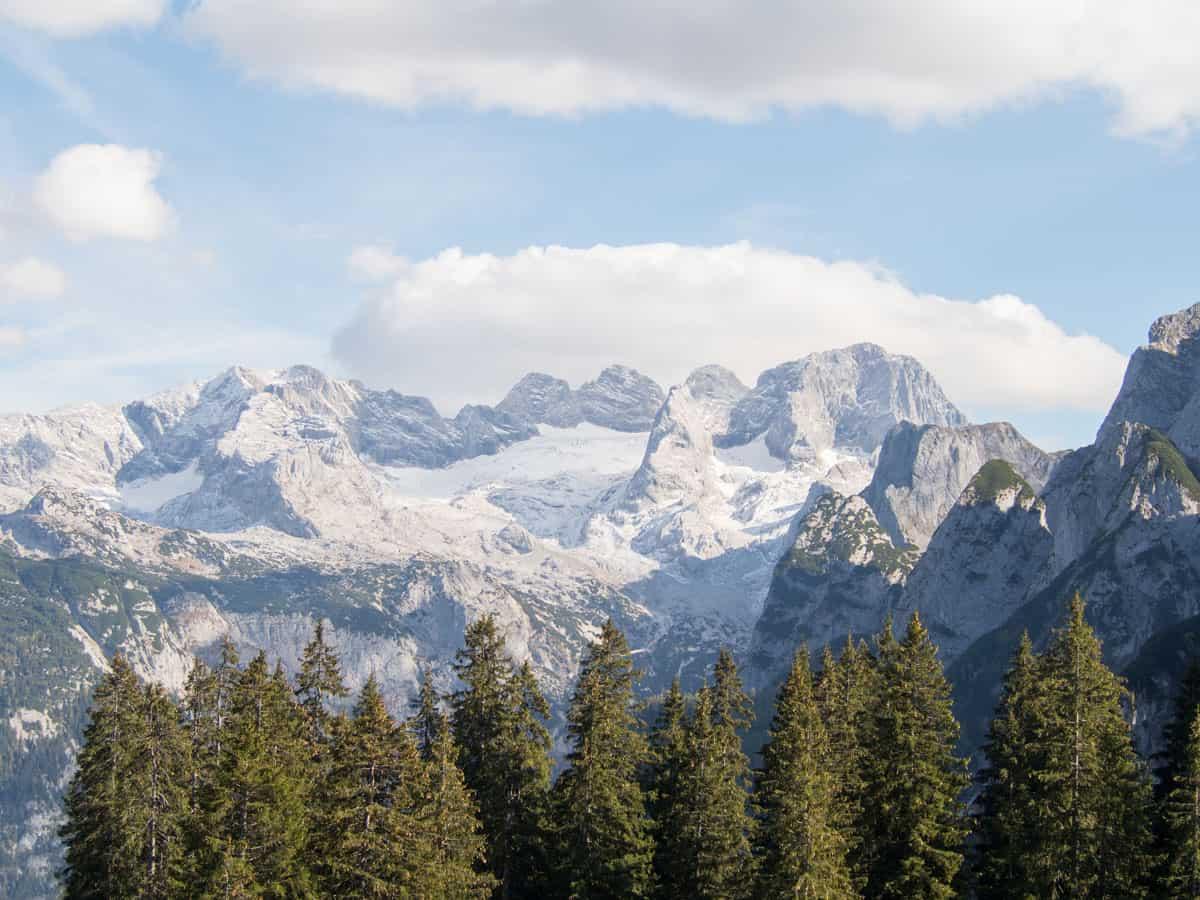 Klettersteig Gosausee : Klettersteige im salzburger land kletterurlaub in salzburg