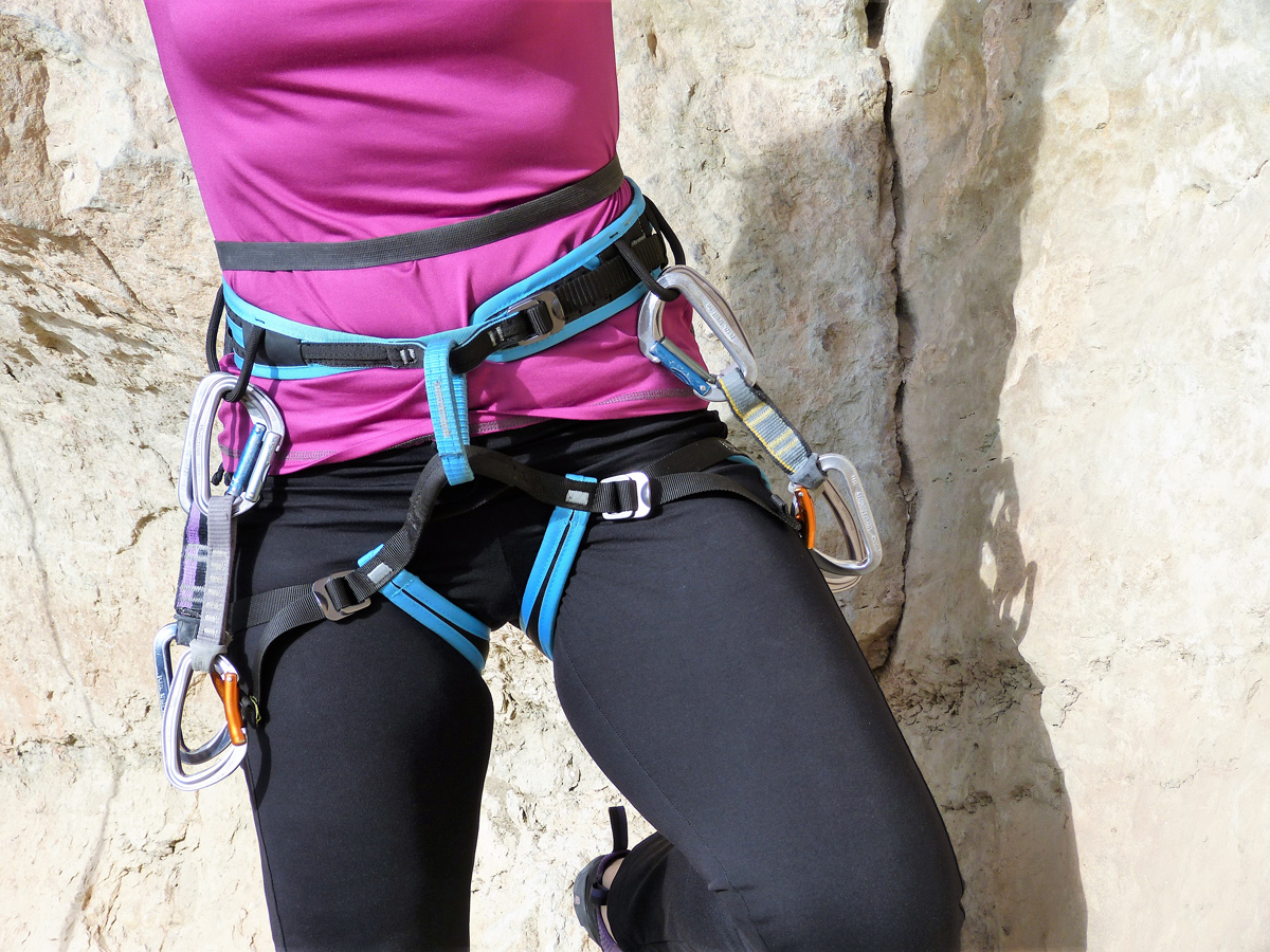 Klettergurt Frauen : B akatta sportklettergurt von rock empire produkttest