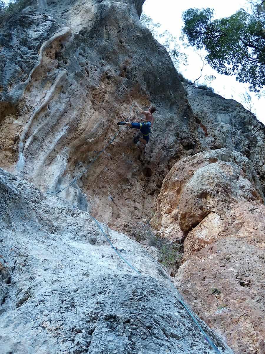 Eine Kletterreise nach Geyik Bayiri in der Region Antalya