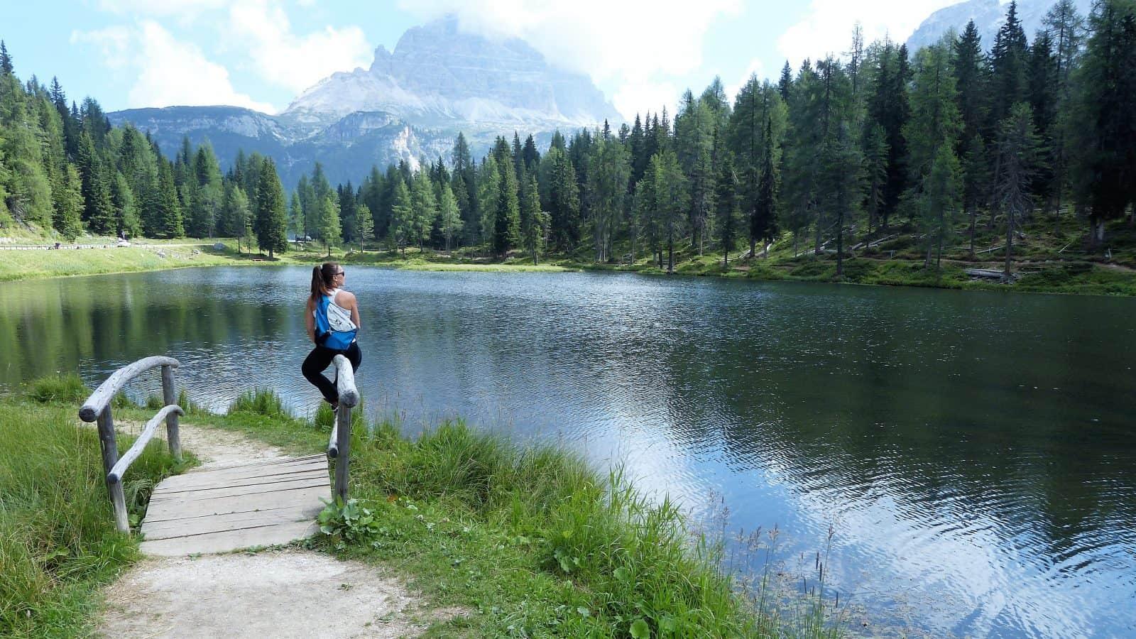 Die schönsten Bergseen der Dolomiten
