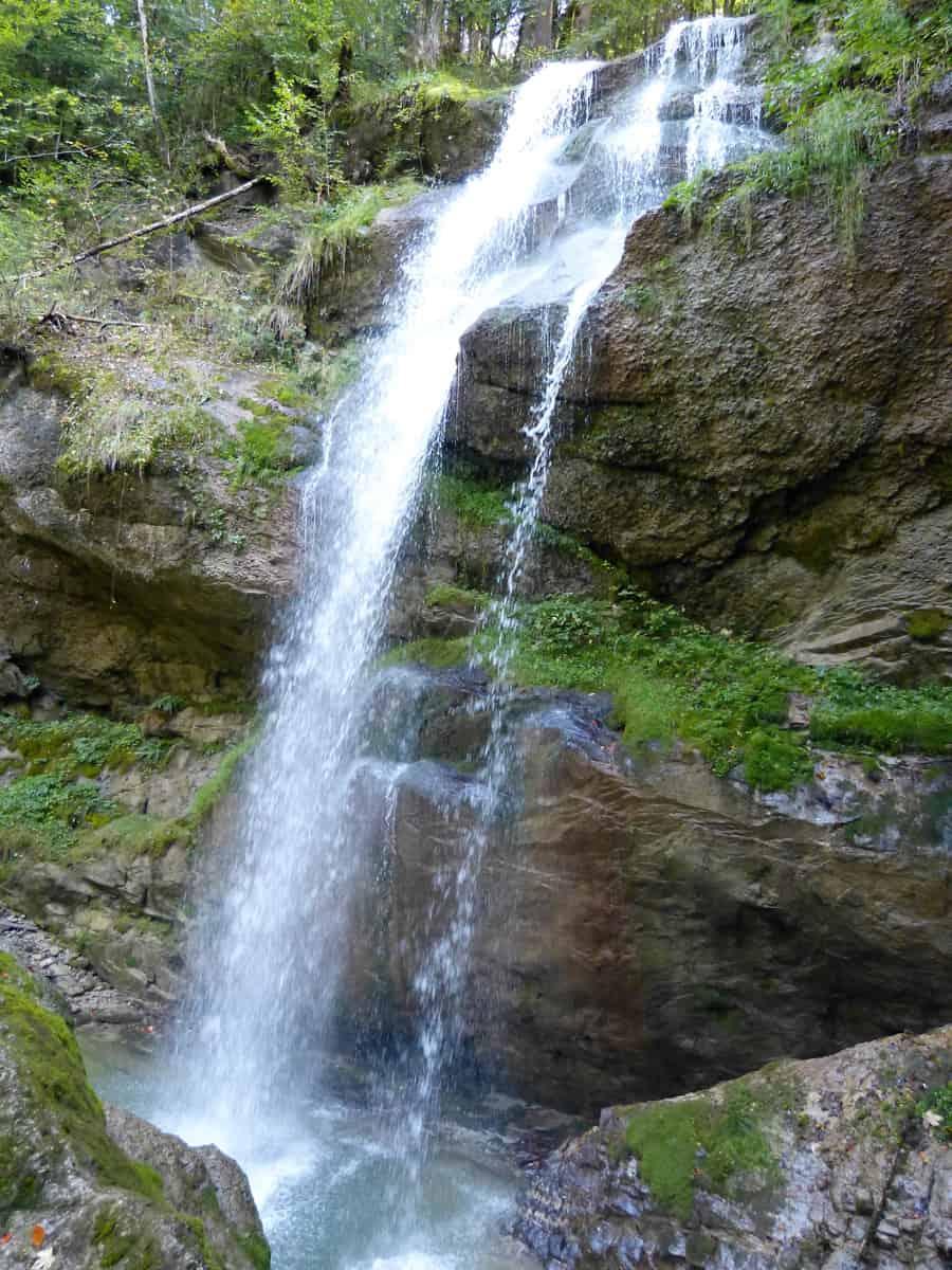 Wasserfallrunde Alberschwende