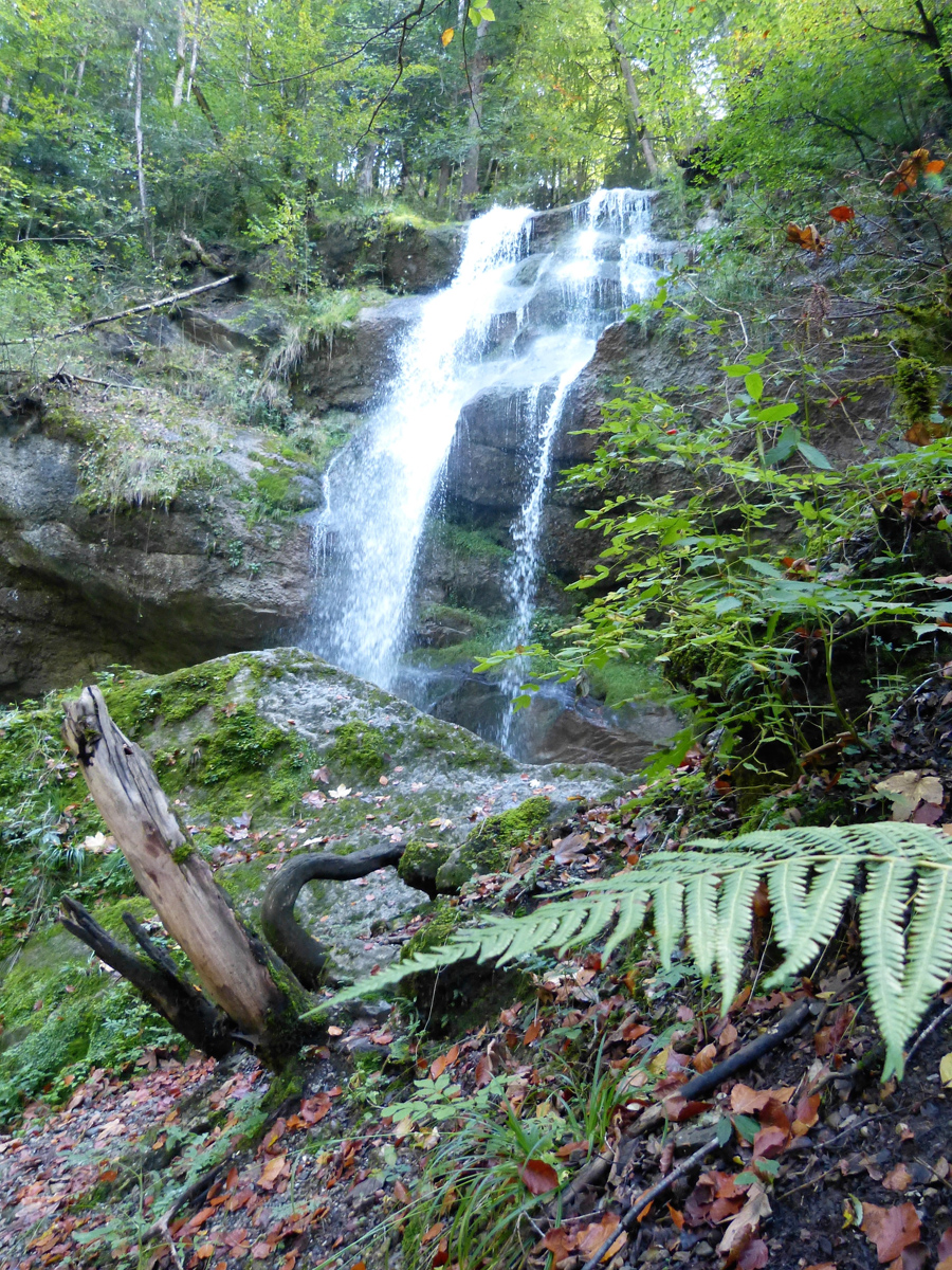 Wasserfallweg Alberschwende