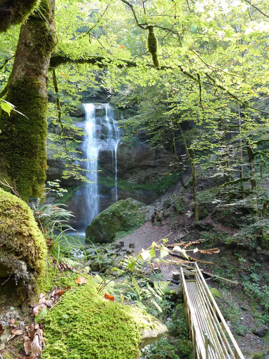 Wasserfallrunde Alberschswende
