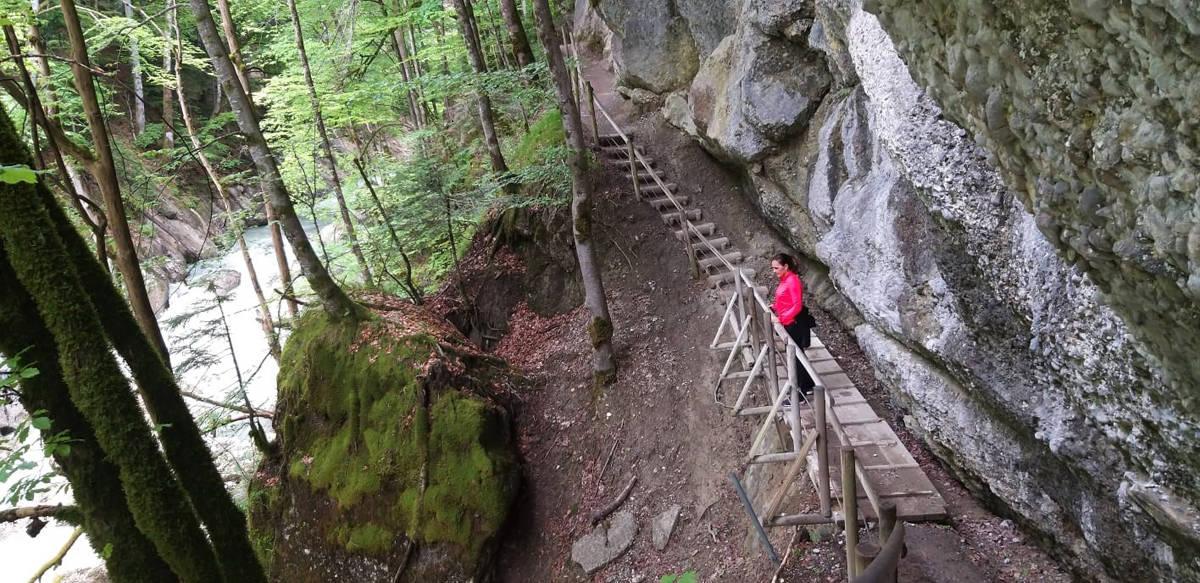 Schluchtenwanderungen in Vorarlberg - Teil 2