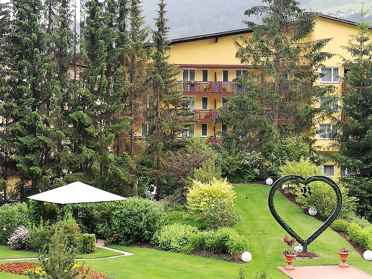 Zaubergarten Verwöhnhotel Bismarck