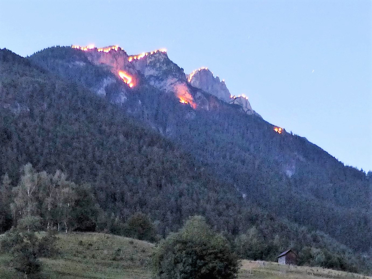 Bergfeuer