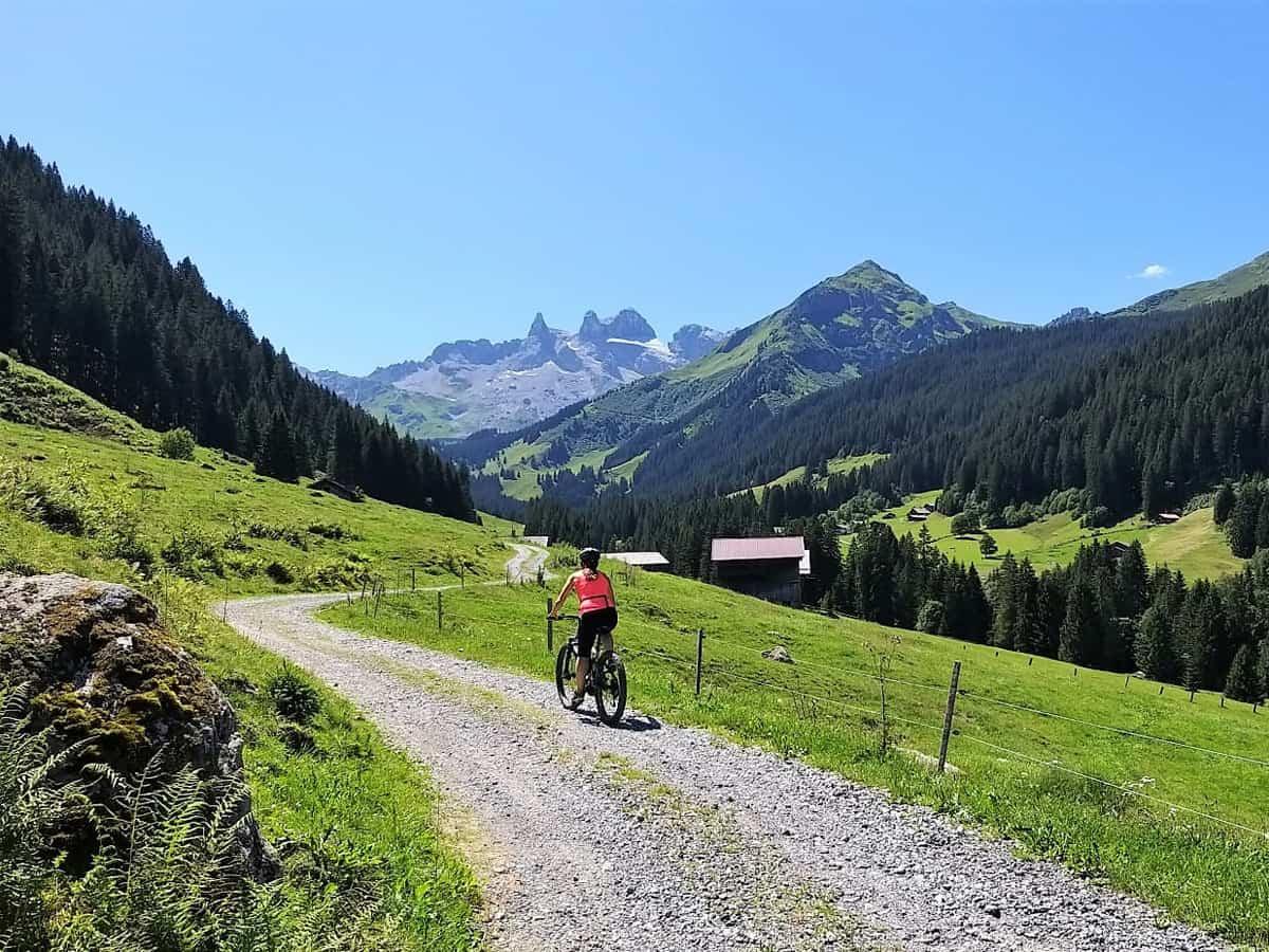 Eine E-Bike Tour im Montafon! Von Tschagguns bis zur Lindauer Hütte!