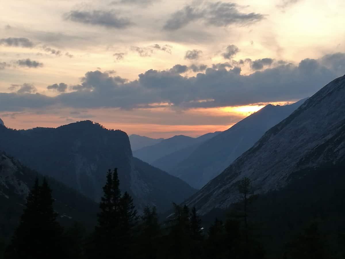 Der Karwendel Höhenweg! Die Etappen 4 bis 6