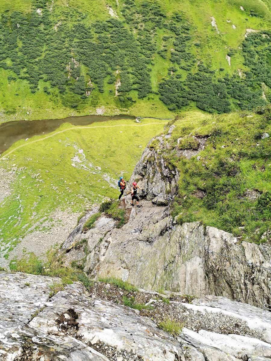 Klettersteig Montafon