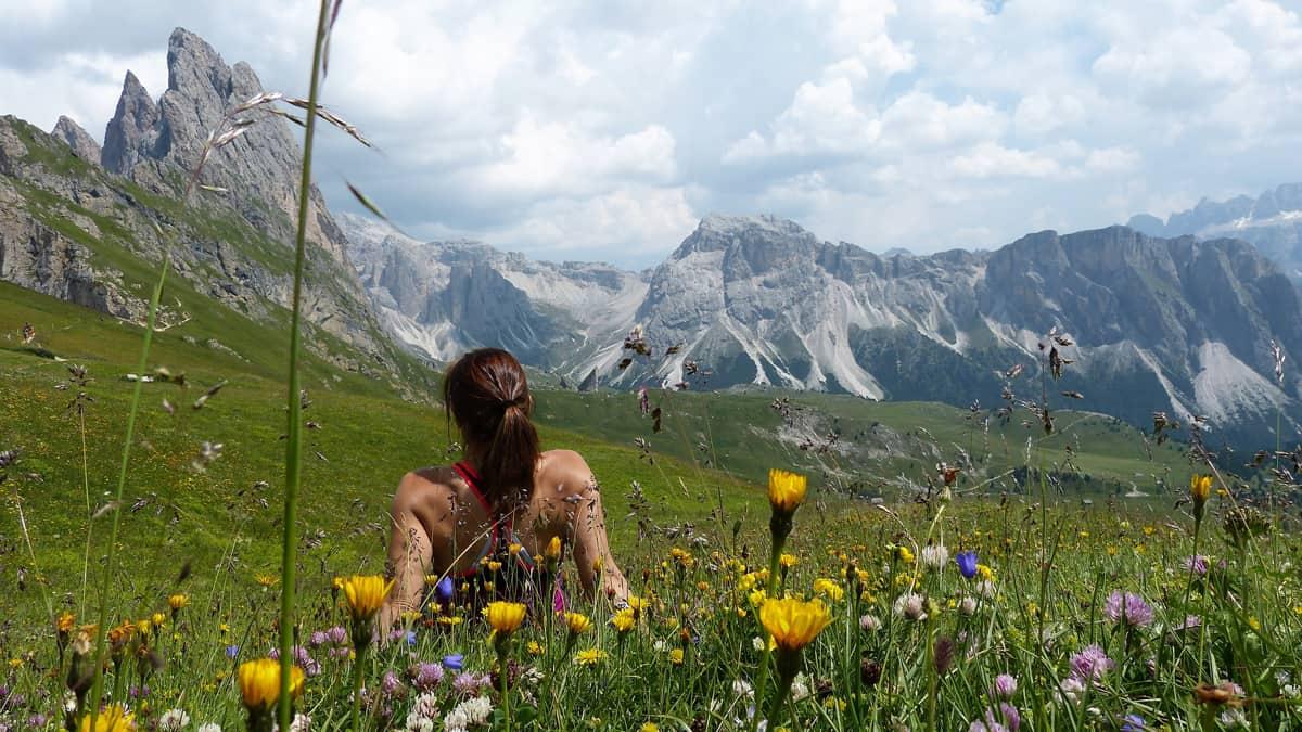 Seceda - leicht erreichbarer Fotospot in den Dolomiten
