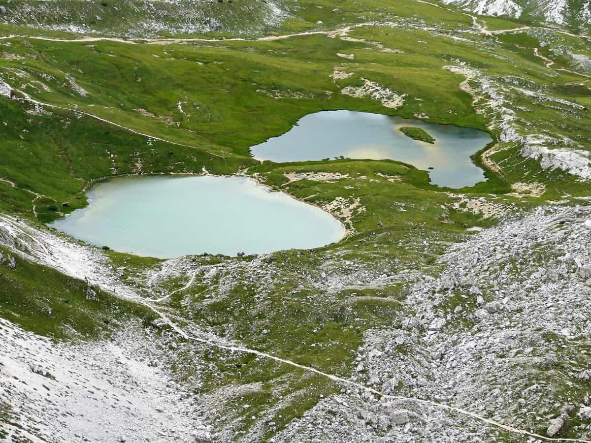Drei Zinnen Umrundung Schönste Wanderung Dolomiten