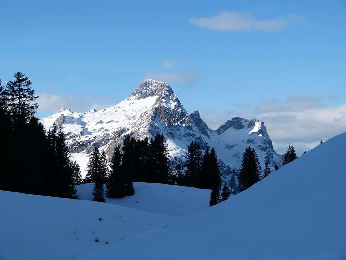 Winterwanderung Körbersee